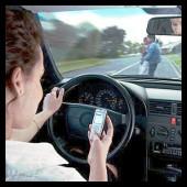 SMS y conducir