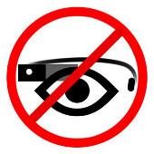 Google Glass (prohibido)