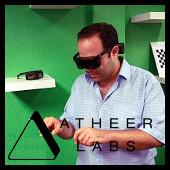 Atheer Lab - Glass
