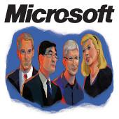 Ejecutivos de Microsoft