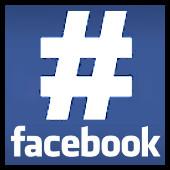 Facebook #hashtag