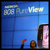 nokia - pure view