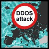 Europa (ataque DDOS)