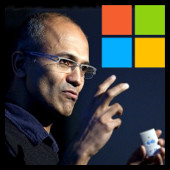 Satya Nadella (CEO microsoft)