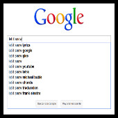 Google prueba una nueva caja de búsquedas