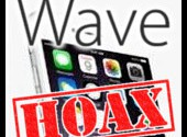 iOS Wave (Hoax)