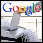 Google (Trituradora de papel)